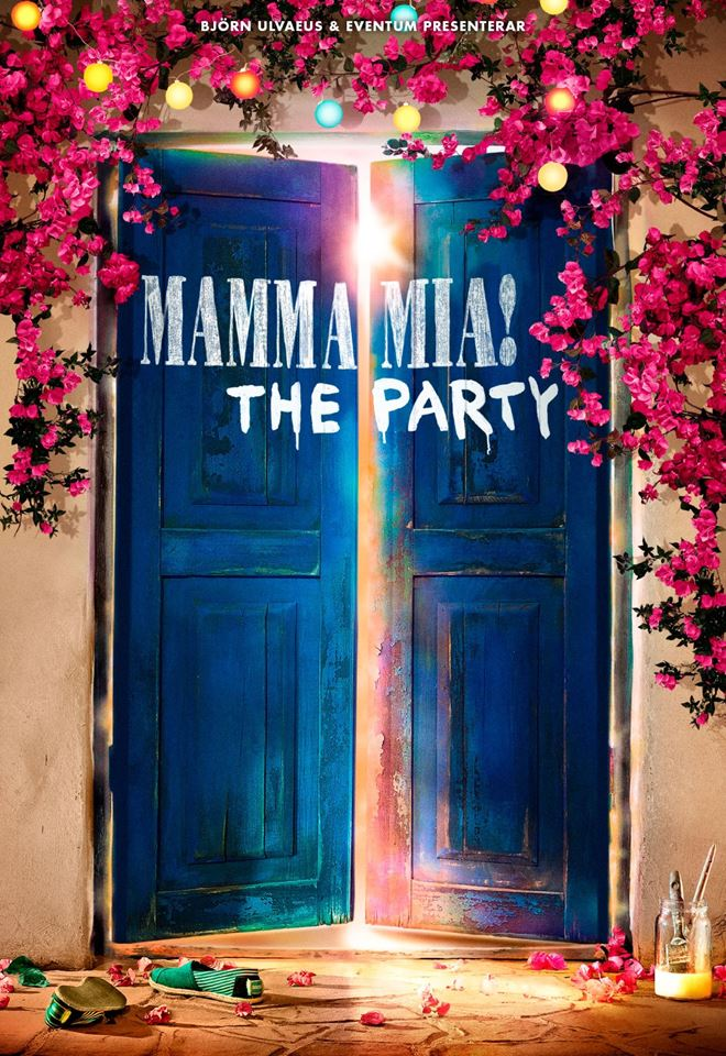 Mamma Mia! The party showpaket - Hotell Liseberg Heden