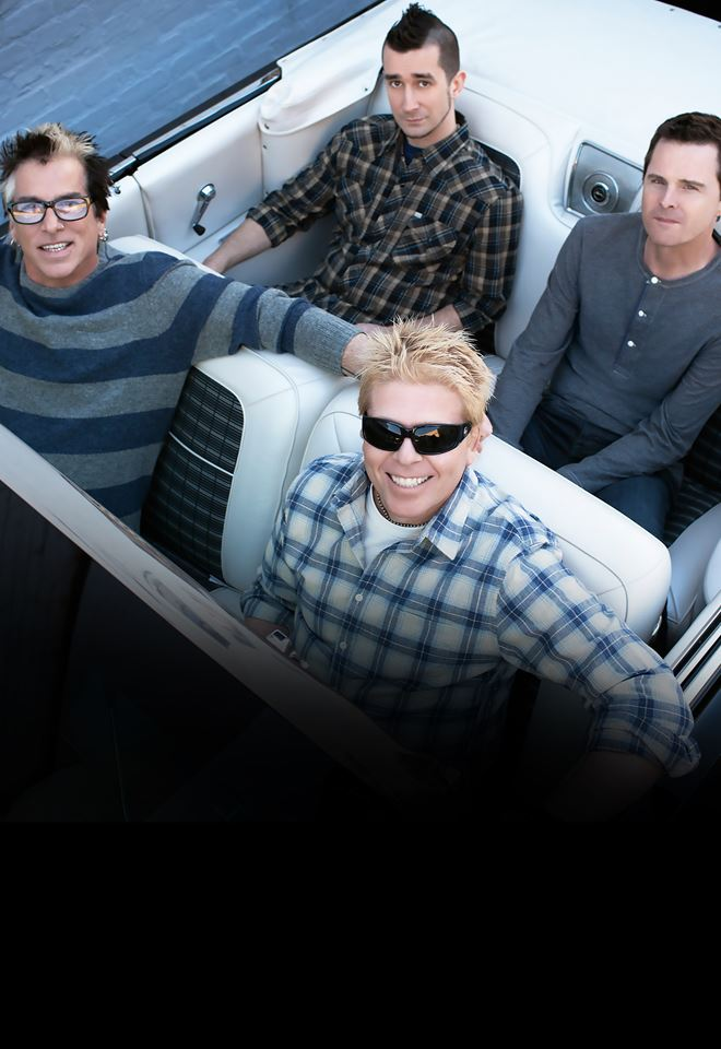 The Offspring (US), support: No Fun At All