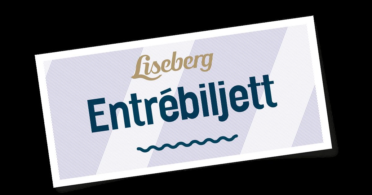Liseberg gratis entre