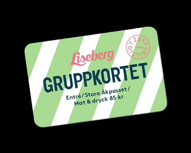 LISEBERG GRATIS INTRÄDE 2019